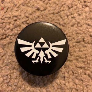 Legend of Zelda phone grip / phone holder